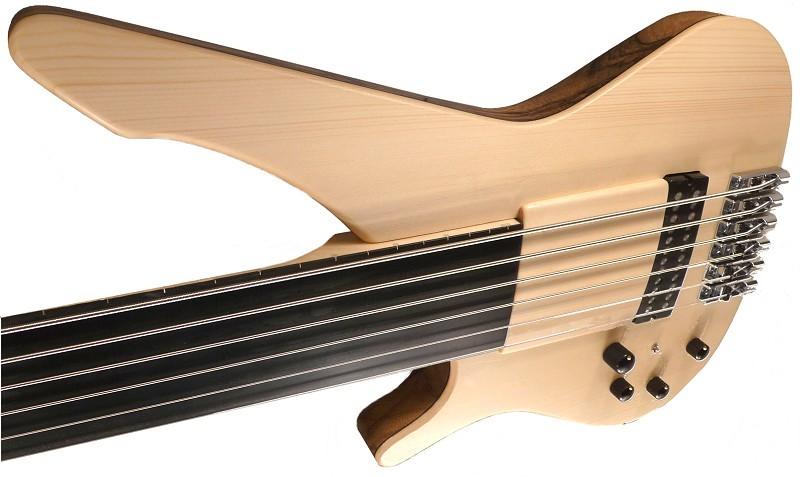 Lefty 6 Strings Fretless