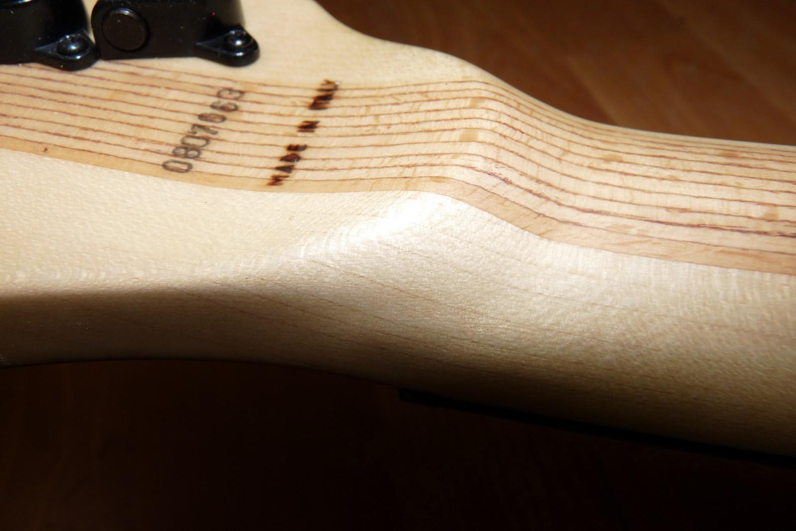 Ideas Manne Guitars